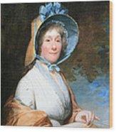 Stuart's Henrietta Marchant Liston Or Mrs. Robert Liston Wood Print