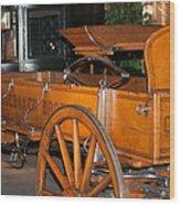 Studebaker Centennial Wagon Wood Print