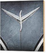 Studebaker Emblem Wood Print