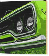 Sublime '70 Road Runner Wood Print