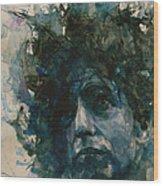 Subterranean Homesick Blues  Wood Print by Paul Lovering