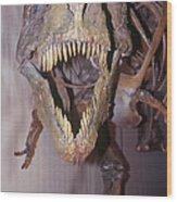 Sue The Tyrannosaurus Rex Wood Print