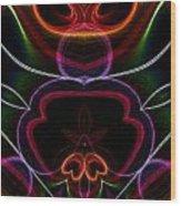 Suile Ciallmhar Wood Print
