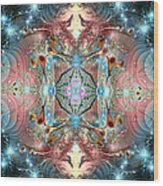 Sultans Magic Carpet Wood Print