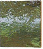 Summer Freshness - Featured 3 Wood Print