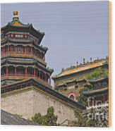 Summer Palace, Beijing Wood Print
