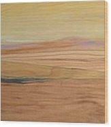 Summer Solstice Wood Print by Dawn Vagts