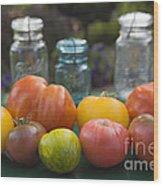 Summer's Bounty - D009107 Wood Print