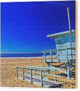 Summers Sentinels 1 Wood Print