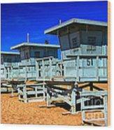 Summers Sentinels 2 Wood Print
