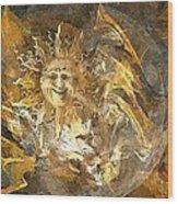Sun 0396 - Marucii Wood Print