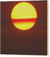 Sun Belt Wood Print