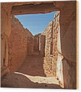 Sun Temple Mesa Verde National Park Wood Print