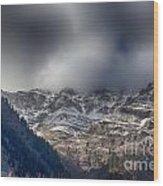 Sundance Aspen-utah V3 Wood Print