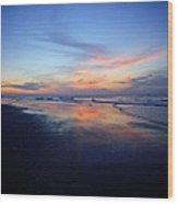 Sunrise-2 Wood Print