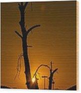 Sunrise 3 Wood Print