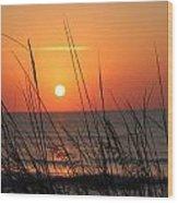 Sunrise 5537 Wood Print