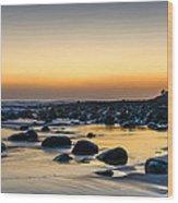 Sunrise At Burleigh Wood Print
