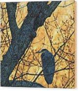 Sunrise By James Figielski Wood Print