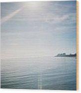 Sunrise Jan 1st Wood Print