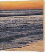 Sunrise Outer Banks Img 3664 Wood Print