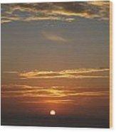 Sunset 502 Wood Print