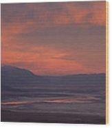 Sunset Death Valley Img 0277 Wood Print