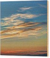 Sunsets Ca3459-13 Wood Print