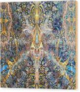 Sunshine's Transcendence Wood Print