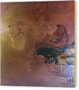 Superluminosity Wood Print by Petros Yiannakas