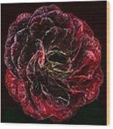 Supreme Rose Wood Print