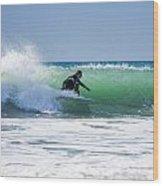 Surf Series 18 Wood Print