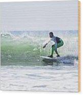 Surf Series 21 Wood Print