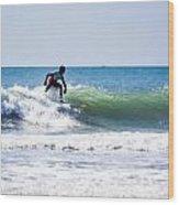 Surf Series 25 Wood Print