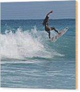 surf Vll Wood Print