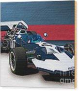 Surtees Ts8 F5000 Wood Print