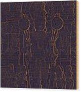 Surya Wood Print