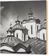 Sv Joakim Osogovski Wood Print