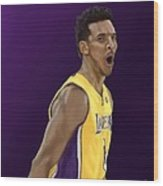 Swaggy P  Wood Print
