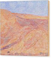 Swapokmund Dunes Wood Print