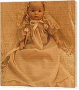 Sweet Baby 2 Wood Print