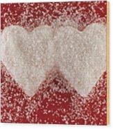 Sweet Hearts Wood Print