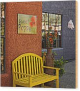 Sweet Poppy Shops Tubac Arizona Dsc08406 Wood Print