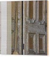 Swept Wood Print