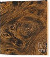 Swirling Wood Print