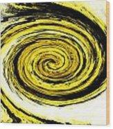 Swish 19 Wood Print