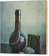 Sybil's Bottle Wood Print