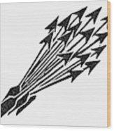 Symbol Unity Wood Print