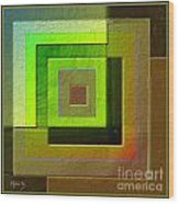 Symmetrica 260 Wood Print