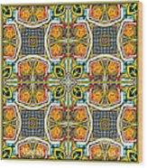 Symmetrica 379 Wood Print